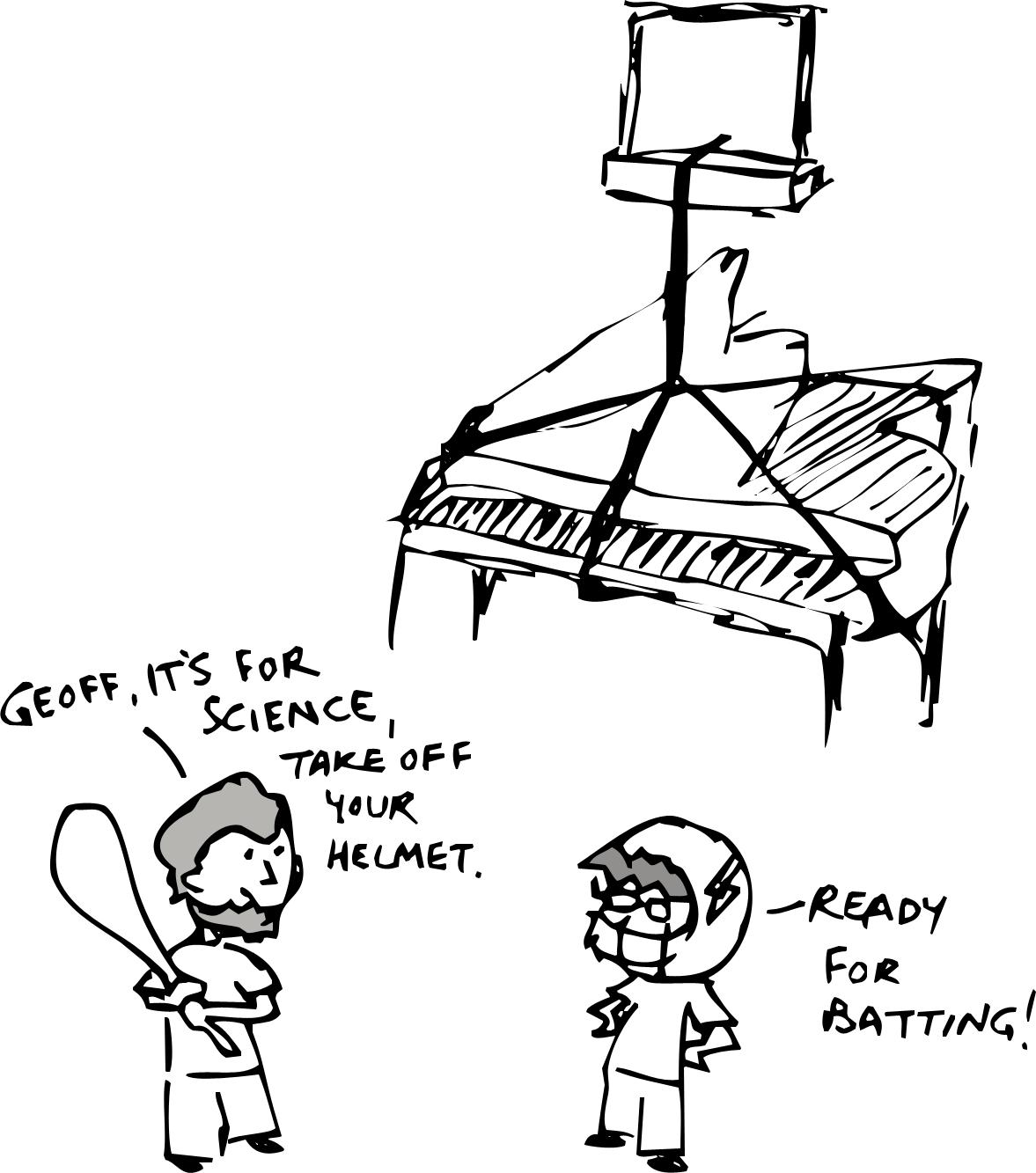 Damage Control Cartoons